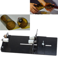 Stainless Steel Bottles Cutter Wine Beer Glass Cutter DIY Cutting Tools Glass Cutter Machine For Construction