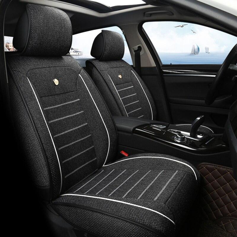 Lin Couverture De Siège De Voiture siège auto sièges pour nissan x-trail almera suzuki vitara opel Accessoires Intérieurs Siège housses de voiture