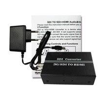 2015 New Style Retail SDI to HDMI Converter 3G or HD-SDI Free shipping