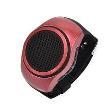 2017 Nuevo B20 Portátil de Música del deporte del reloj Inteligente Mini Bluetooth 2.1 + EDR Del Altavoz Del Deporte Tf FM de Radio de Audio altavoces de Manos Libres