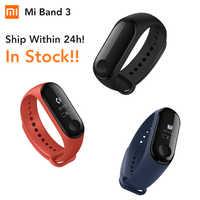 Original Xiaomi Mi band 3 Bluetooth 4.2 Xaomi Xiomi Smart Sport Bracelet OLED Miband 3 Smartband Xaiomi Heart Rate Monitor 0