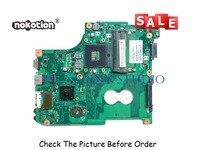 PANANNY V000238070 для Toshiba Satellite C600 C640 C645 материнская плата для ноутбука 6050A2423901 HM65 DDR3 Протестирована