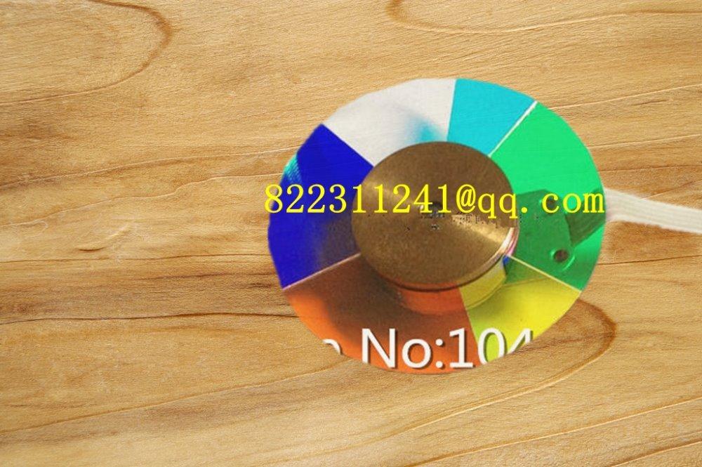 NEW original Projector Color Wheel for Acer P7203 Projector Color wheel