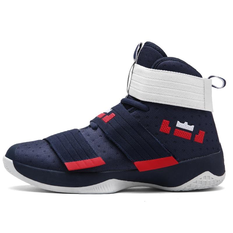 Feetalk basketbalschoenen voor heren atletisch ademend outdoor sneakers slijtvast antislip Mid bovensport trainingsschoenen