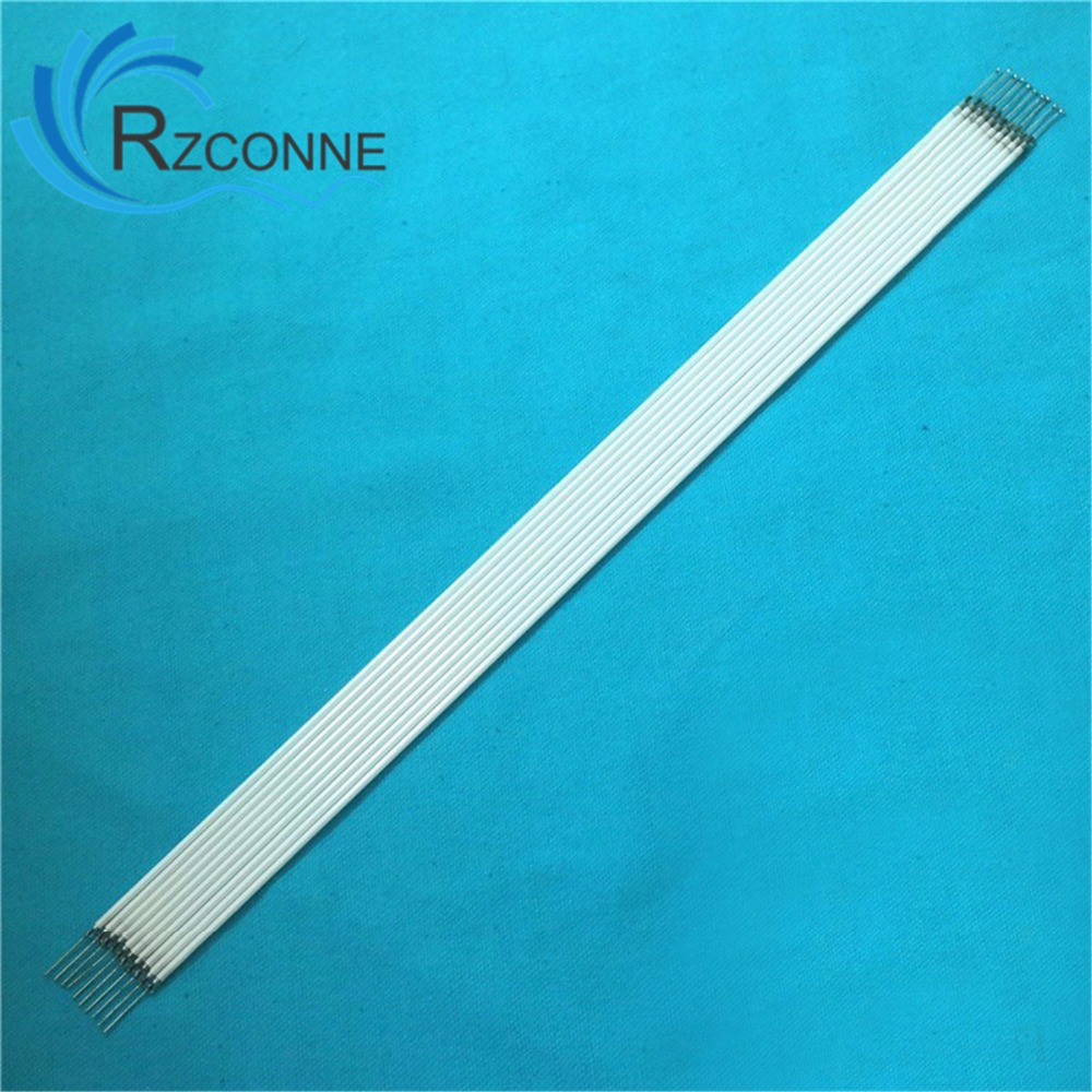 12pcs CCFL LCD Lamps  300mmx2.0mm 10pcs/lot LCD Backlight Tube For 14inch 14'' Wide LCD Laptop