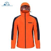 Куртка дождевик Для женщин Водонепроницаемый с капюшоном легкий плащ Открытый Ветровка Camping Пеший Туризм альпинист ветрозащитный Jack