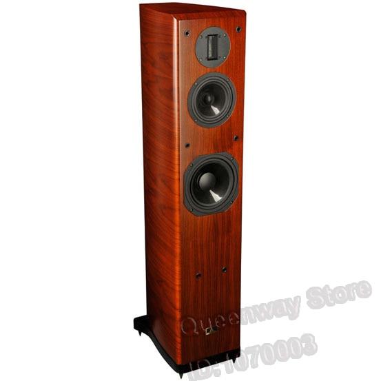 Aurum Cantus HIFI mini speaker Acoustic speaker three-way APR2.2 Aluminum belt tweeter+5.2 inch AC130/DC25F1+7 inch AC180/DC50F1 aurum cantus leisure 5 mkii hifi speaker apr3 2 aluminum belt tweeter 6 5 inch ac165 50ck