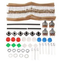New Arrival High Quality 1Set Electronic Parts Pack Kit Comp
