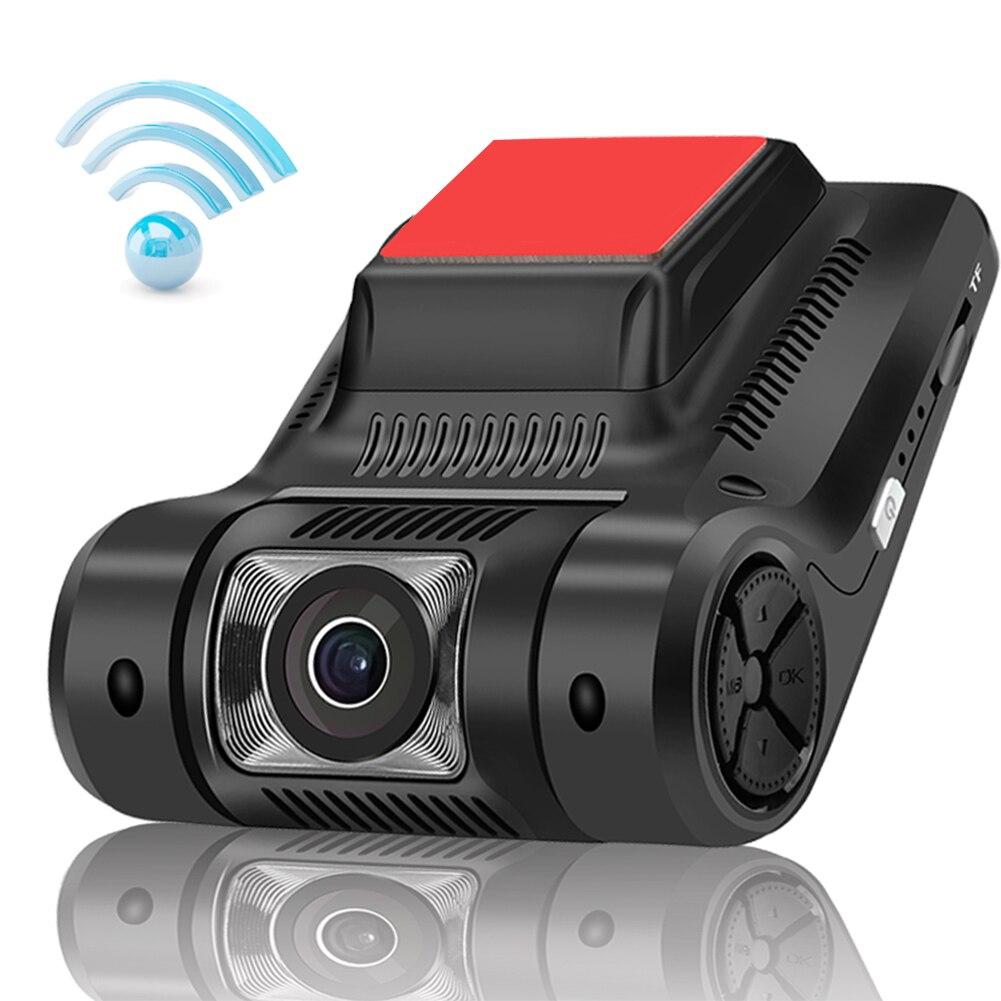Mini 2.5 Inch Car DVR With Wifi Car Camera Dash Cam Registrator Video Recorder Camcorder Full HD 1080P 170 Degree Wide Angle DVR car dvr dash cam video recorder 170 degree wide angle lens hidden h 264 1080p full hd high resolution vehicle recorder