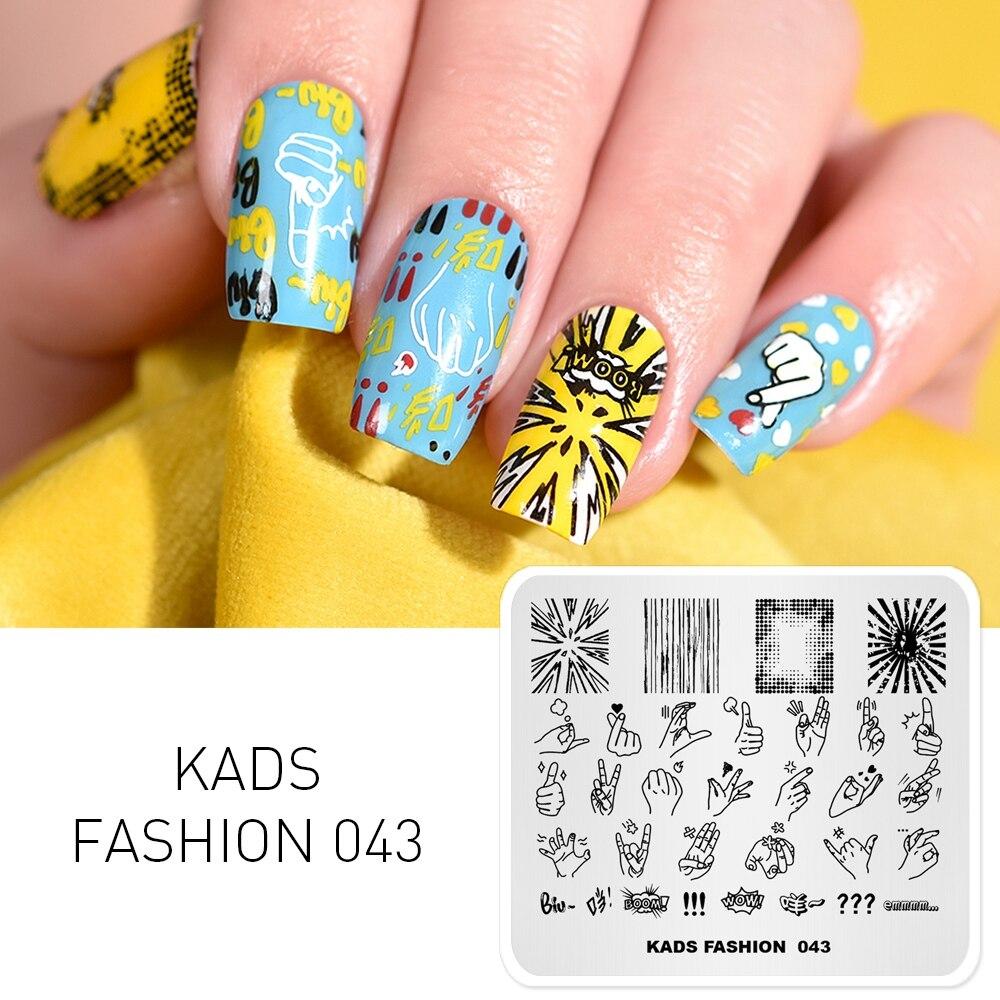 Homemade Nail Art Design
