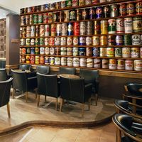 Custom Photo Wallpaper 3D Beer Large Wall Painting Living Room Bar KTV Hotel Cafe Background Wall
