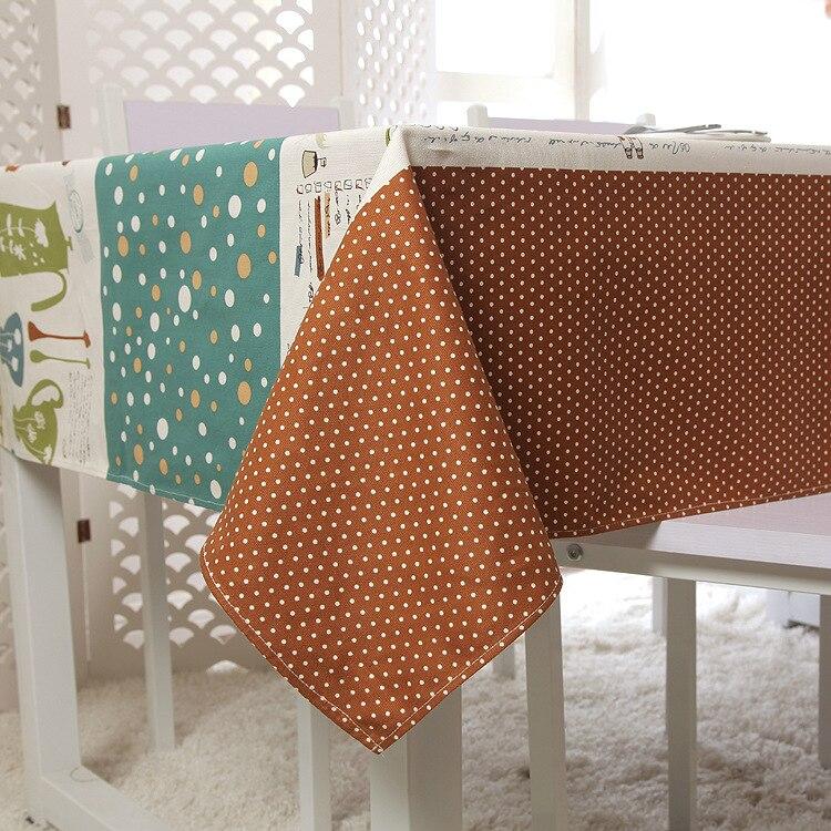 US $14.44 50% di SCONTO|Moderno e minimalista cotone addensato tovaglia  albergo tavolo da cucina caffettiera clothhome-in Tovaglie da Casa e  giardino ...