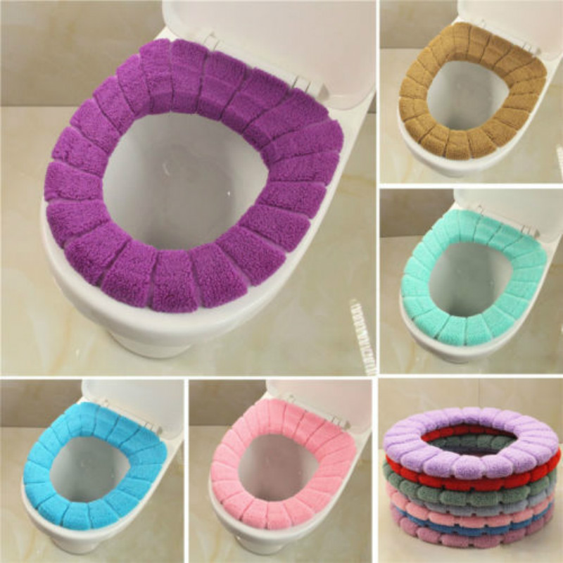 Winter Warm Toilet Seat Cover Toilet Closestool Warmer