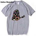 Twenty One Pilots T shirt Tyler Joseph T-shirt Ukulele Floral Ghost Tees 2017 Men Short Sleeve Hip Hop Tees Streetwear 3XL