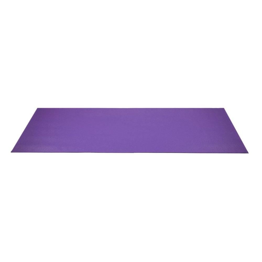 3mm Thick Yoga Mat PVC Yoga Mat Exercise Pad Training Pad