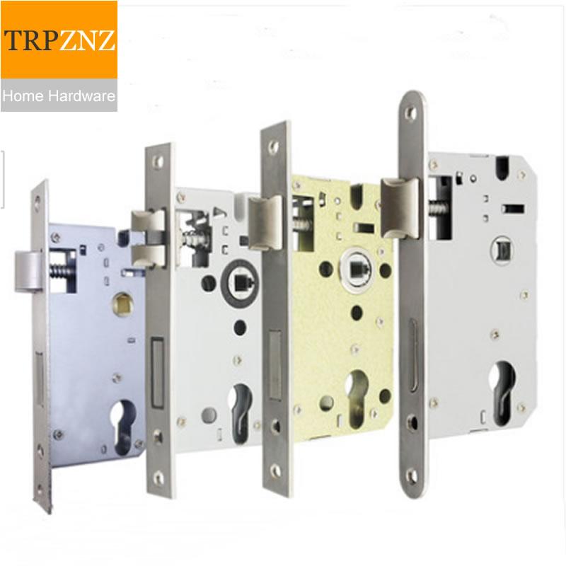 5845 Lock Body, Length 165, Indoor, Wooden Door, Lock Fittings, Bearing Lock Body, Anti-locking, Heavy Spring, Length 170mm