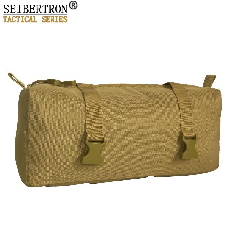 Seibertron Στρατιωτικό τακτικό σακίδιο 7L τσάντα τσάντα 3D προσαρτημένο πακέτο αδιάβροχο πακέτο Trekking Molle για 3P / 3D σακίδιο