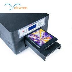 DIY użyj A4 dtg drukarka mały format maszyna do nadruków na koszulkach dla dzieci