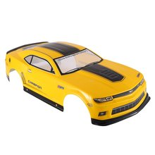 1/10 RC Car Shell Body for 1:10 RC Racing Car Car Flat Sports Drift Vehicle RTR Toys Parts Multicolor RC Car Model Toys Parts