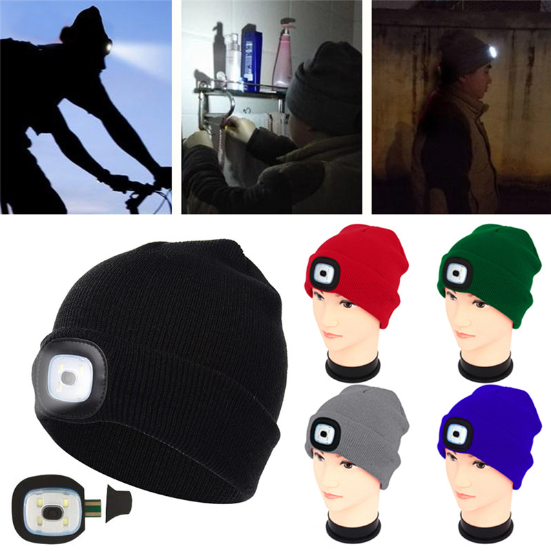 rechargeable hat15
