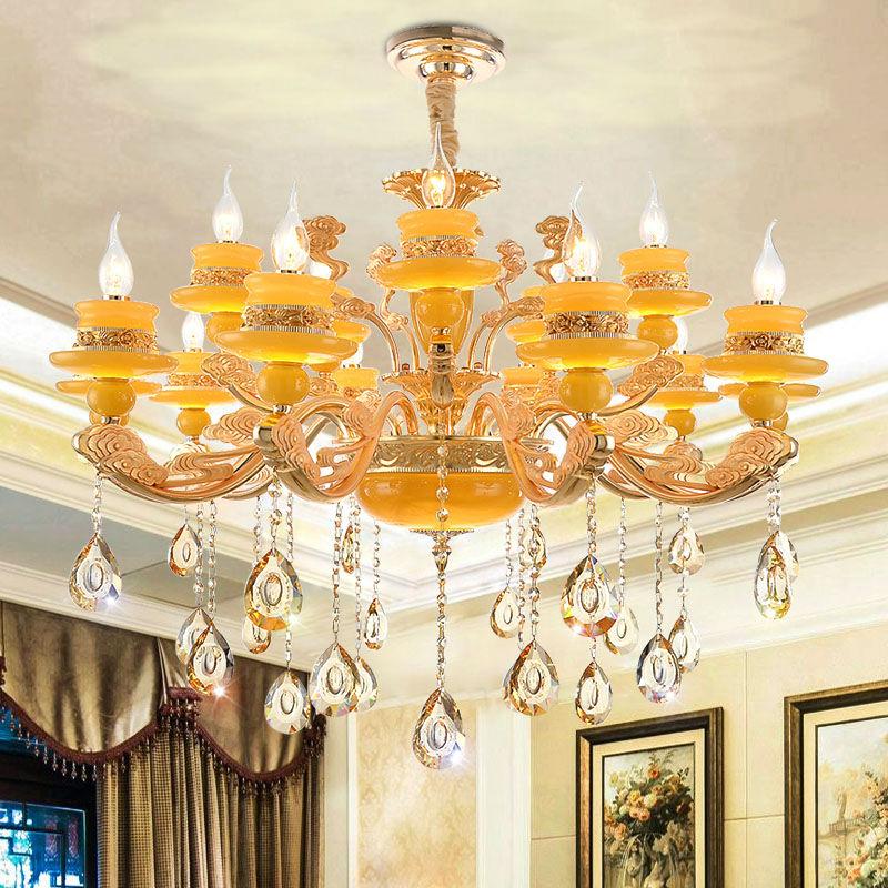 Art Deco Crystal Chandelier Lights Luxury Crystal Light