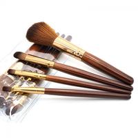 4PCS NEW Fashion Women Professional Makeup Eyeshadow Blush Foundation Power Soft Brush Sets Kit Set Beauty Makeup Brushes