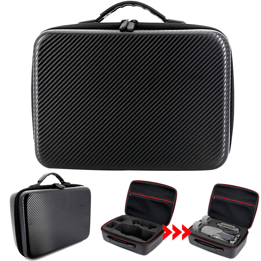 Portable Storage Bags For DJI MAVIC 2 Pro/Zoom Portable Waterproof Box Hard Bag Handheld Carry Case Suitcase Drop Ship 603#2