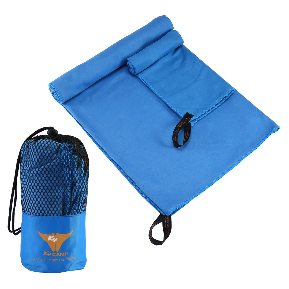 2PCS Travel Organizer Quick Dry Microfiber Travel Towel Soft Skin Super Absorbent Perfect Beach Towel For Gym Swimming Yoga