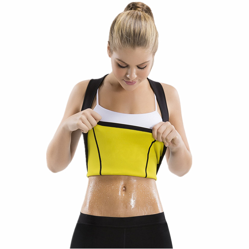 New Sale Tank Tops Women's 2019 New Fashion Slimming Shirt Sexy Casual Blouses Tops Vest Corset Women Waist Trainer Body Shapers