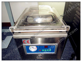 DZ-260 DESKTOP VACUUM AIR FREE SEALING SEALER MACHINE , Vacuum chamber Packaging packing Machine