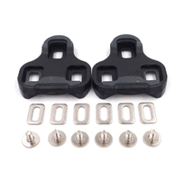 Road Bike Cycling Self Locking Pedal Cleats Set For Keo System Pedals Bike Cleats 4 5