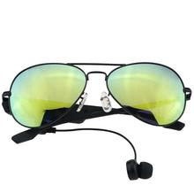 Smart Bluetooth Sunglasses Bluetooth V4.1 Voice Control Bluetooth Phone Call Anti UV Resist Glare