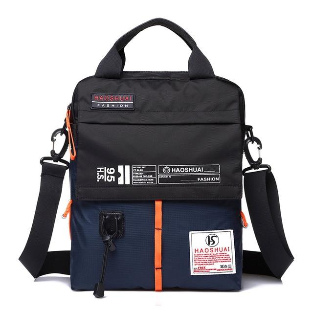 Crossbody bag New Multifunction Men bag Retro handbags Women Nylon Bags Shoulder Messenger Bags 2