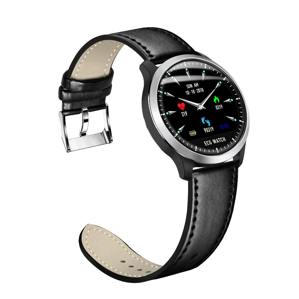 696 N58 Smart Watch With Ecg Ppg Display Heart Rate Sleep Monitor 3D UI Multi Sport Fitness Tracker Smart Wristband696 N58 Smart Watch With Ecg Ppg Display Heart Rate Sleep Monitor 3D UI Multi Sport Fitness Tracker Smart Wristband