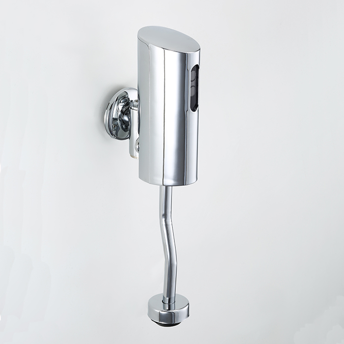 Sensor Urinal Flush Valve Touchless ABS Urinal Automatic Flush Valve Wall Mount Electronic Flushing Valve For Urine Device free shipping hygienic water saving electronic flusher urine sensor urinal automatic inductive toilet flush copper valve 8304