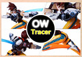 2017 New Led Tracer Figures Of 26cm Tracer Action & Toy Figures