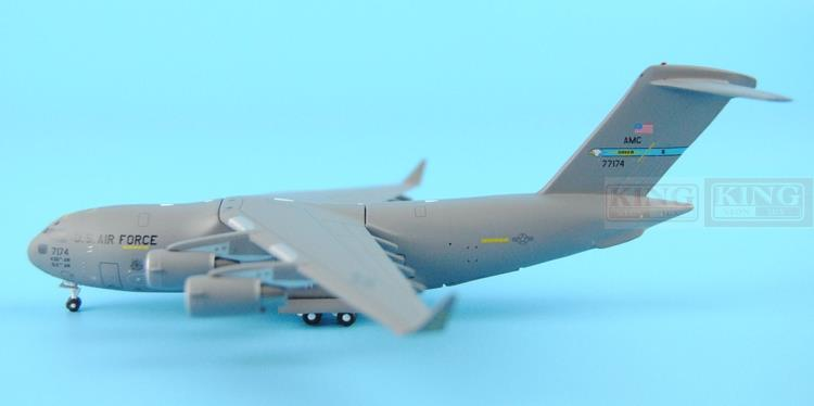 GeminiJets GMUSA067 of the U.S. Air Force C-17 Dover Air Force Base 1:400 commercial jetliners plane model hobby sale phoenix 11221 china southern airlines skyteam china b777 300er no 1 400 commercial jetliners plane model hobby