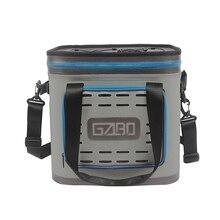 GZLBO 24 может бункера флип Портативный охладитель водонепроницаемая сумка-холодильник