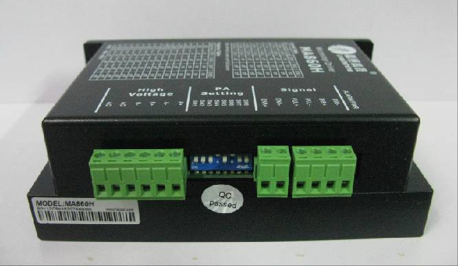 все цены на free shipping,Leadshine MA860H CNC Stepper Driver Board Controller 2.6-7.2A AC18-80V DC24-110V 2/4 Phase онлайн