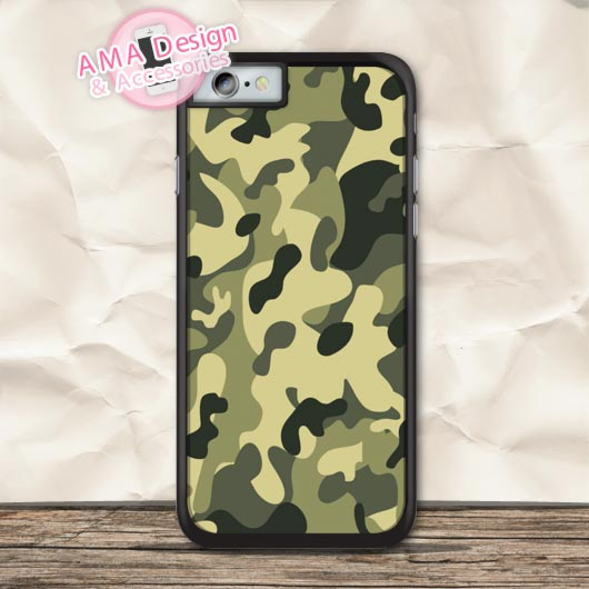 Military Color Classic Protective Case For iPhone X 8 7 6 6s Plus 5 5s SE 5c 4 4s For iPod Touch
