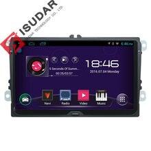 9 Pulgadas Android Reproductor de Vídeo Del Coche DVD GPS Para VW/Volkswagen/POLO/PASSAT/Golf/Skoda/Octavia/Asiento/Leon Canbus Wifi Navi BT de Radio FM