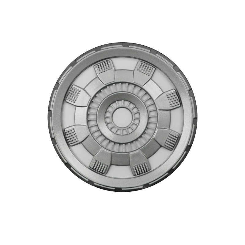 Marvel Железный человек 1/1 дуговой реактор модель умный Дистанционное управление Голос носимых футболка спецэффекты Мстители