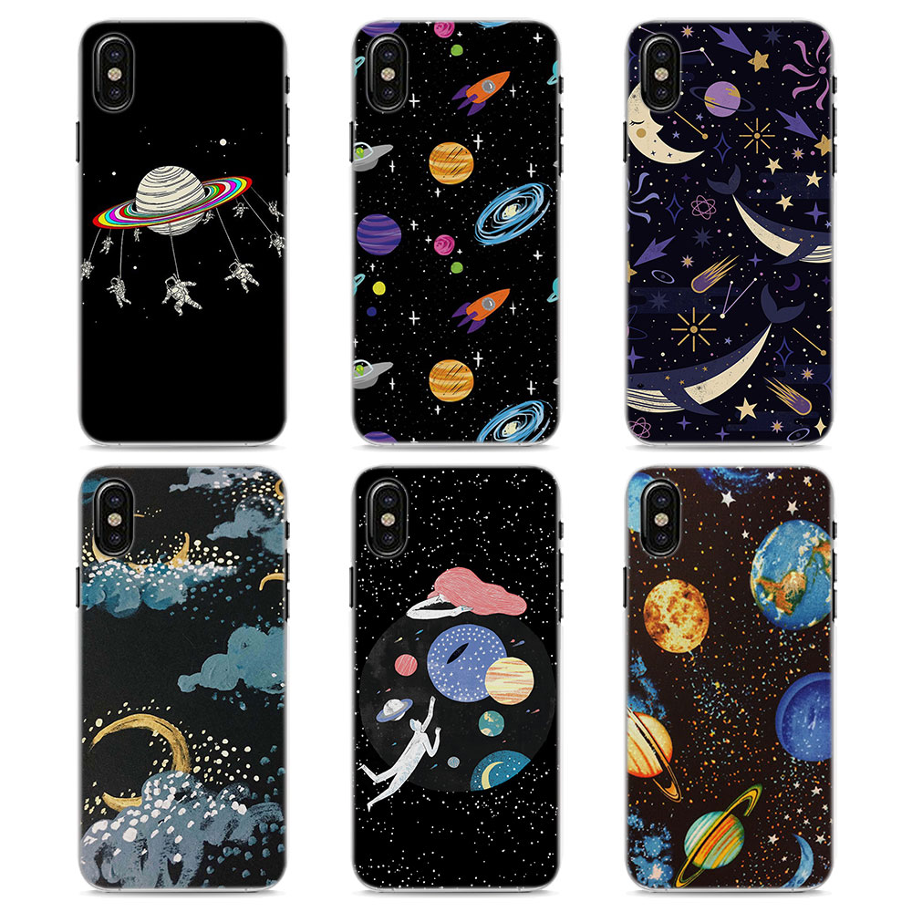 Phone Bags & Cases Findercase For Iphone 7 Case Space Moon Astronaut Stars Case For Iphone X 8 7 6 6s Plus Se 5 5s