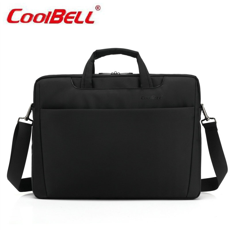 COOLBELL Waterproof Crushproof 14.1,15.6,17.3 inch Notebook Computer Laptop Bag F Men Women Briefcase Shoulder Messenger Bag-FF