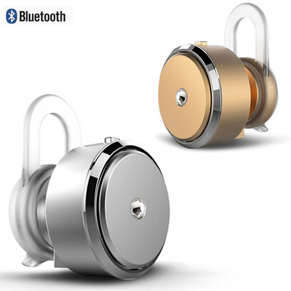 New microphone earphone bluetooth headset headphone mini V4.1 wireless bluetooth handfree universal for all phone for iphone