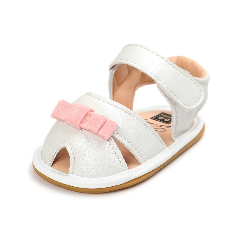 Baby-Girls-Bow-Crib-Shoes-Princess-Shoes-Summer-born-Infant-Toddler-Outdoor-Soft-Rubber-Sandals-Clogs-Kids-Shoes-3