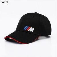 Для мужчин модные хлопковые автомобиль логотип M производительность Бейсбол Кепки шапка для bmw M3 M5 3 5 7X1X3X4X5X6 330i Z4 GT 760li E30 E34 E36 E38