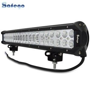 Safego 20 Inch 126W Led Light