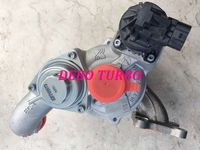 NEW GENUINE BORGWARNERS B01 16319700008 18900 5AY H012 M4 Turbo Turbocharger for HONDA CIVIC 10 CRIDER P10A1 1.0T 92KW/125HP