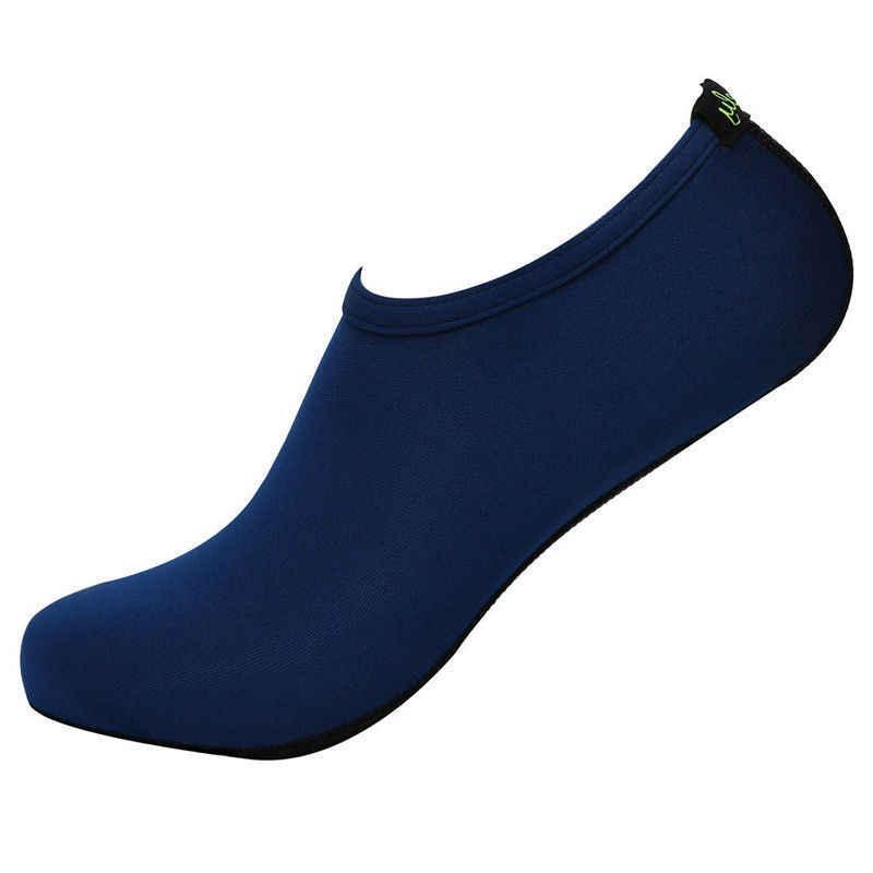 ยี่ห้อใหม่ Anti - slip ถุงเท้าดำน้ำดำน้ำชุดดำน้ำ Boot ว่ายน้ำว่ายน้ำชายหาดรองเท้ารองเท้าผ้าใบผู้ชายผู้หญิงดำน้ำดูปะการังรองเท้า